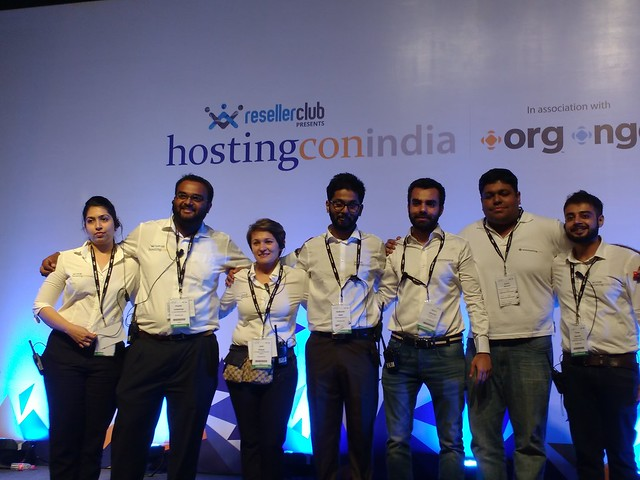 ResellerClub presents HostingCon India 2015