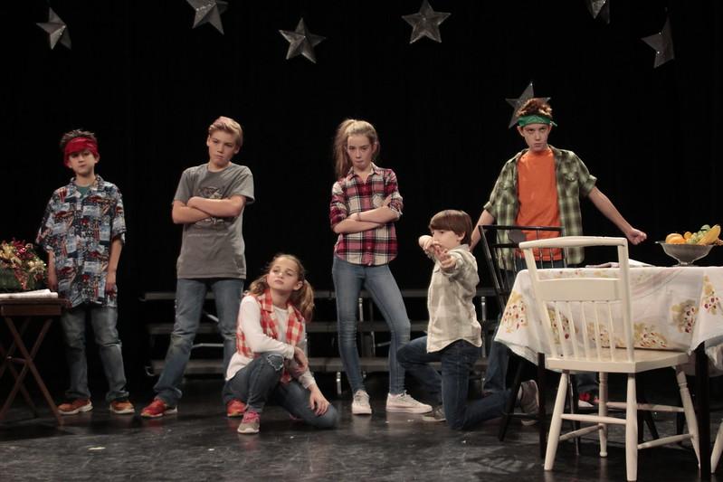 washington montessori school - Best Christmas Pageant Ever Play