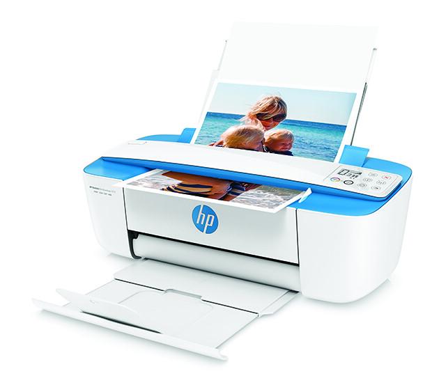 HP giới thiệu máy in màu DeskJet 3700 đa chức năng dành cho hộ gia đình, giá 2.9 triệu