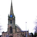 Preston, The Roman Catholic Church of St.Ignatius