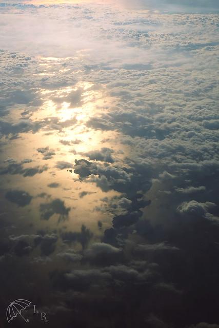Il mare sotto le nuvole