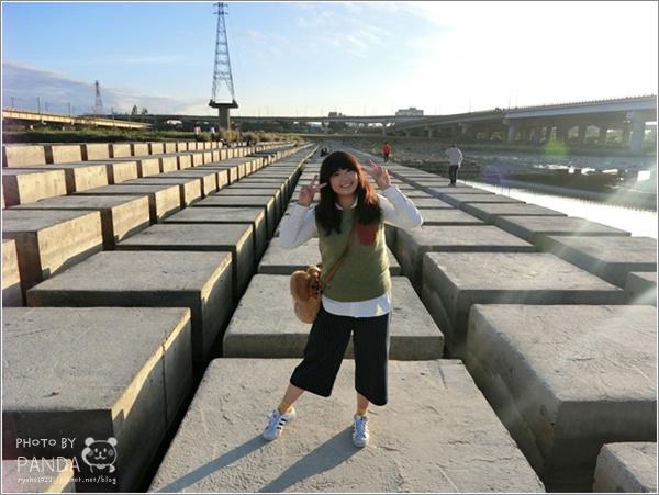 頭前溪豆腐岩 (8)