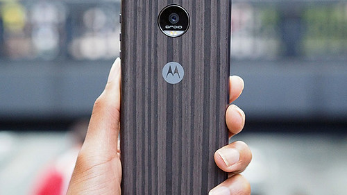 Moto Z with Moto Mods Experiential on August 4, 2016 in New York City.