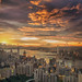 Hong kong sunset by anekphoto