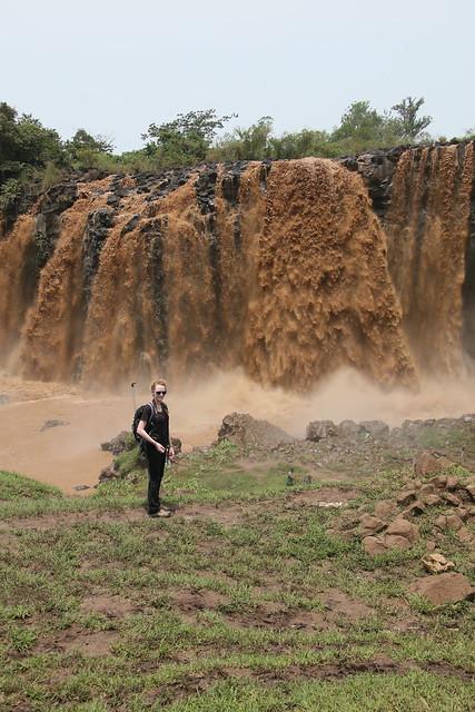 Blue Nile Falls, Ethiopia.