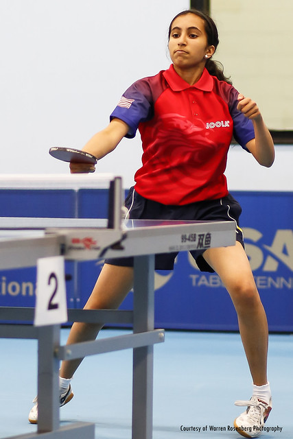 2015 ITTF-North America Championships - Day 1