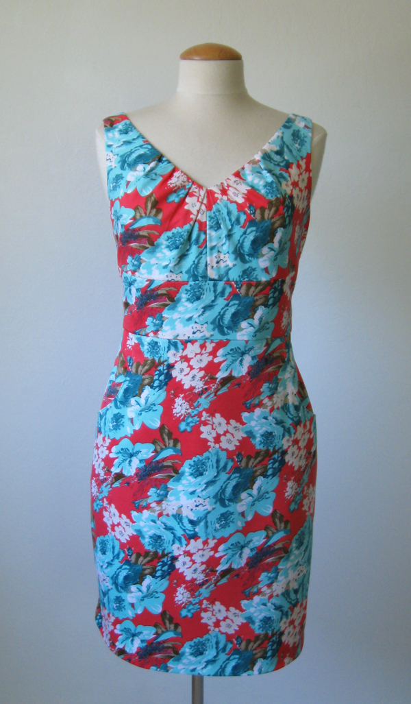 Butterick front on form4