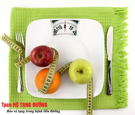 Phòng tránh bệnh tiểu đường bằng cách kiểm soát trọng lượng cơ thể