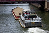 Barge on the Chicago River IMG_8050 by www.cemillerphotography.com
