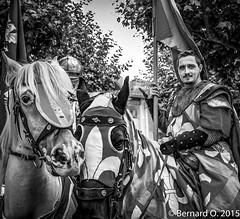 Muret Allée Niel, à l'heure du Moyen Age...