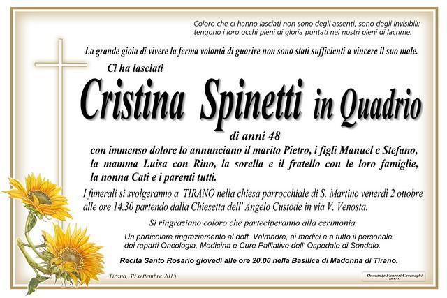 Cristina Spinetti