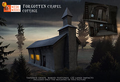 Entity: Forgotten Chapel cottage