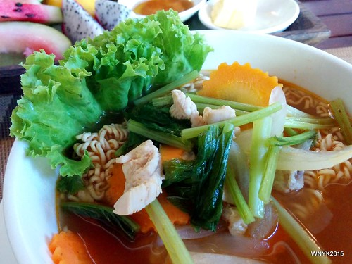 Khmer Instant Noodles