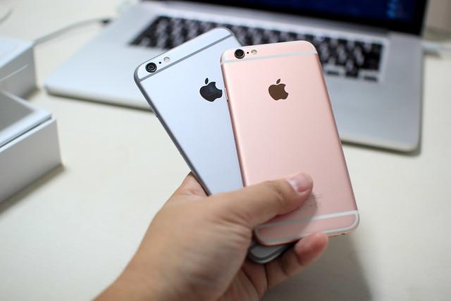 iPhone 6s ローズゴールドを11歳の女の子にプレゼントした話。