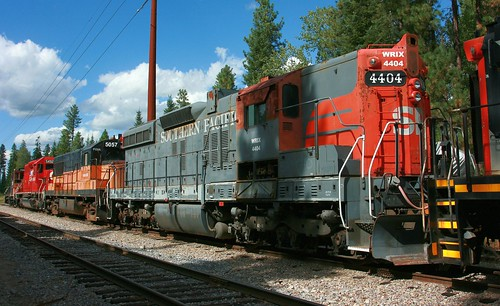 washington usk southernpacific emd sd9 sd9e wrix pendoreillevalleyauthority