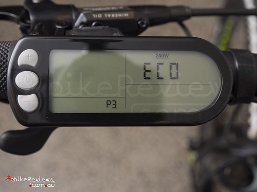 "BH Emotion Evo Snow • <a style=""font-size:0.8em;"" href=""https://www.flickr.com/photos/ebikereviews/21623398038/"" target=""_blank"">View on Flickr</a>"