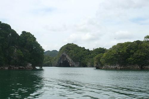 15 - Los Haitises national park - cave / Los Haitises Nationalpark - Höhle