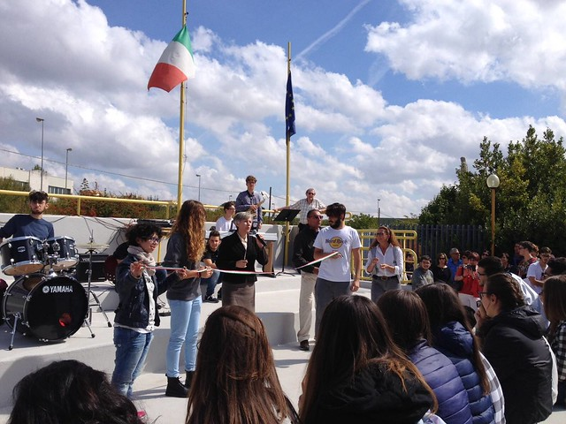 CS_02 - IIS Da Vinci Galilei - inaugurazione