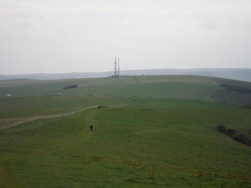 Radio Masts, Beddingham Hill