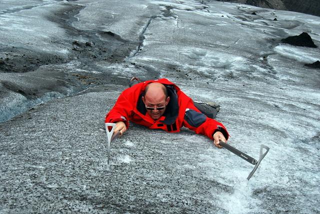 PN Skaftafell - Glaciar Virkisjokull
