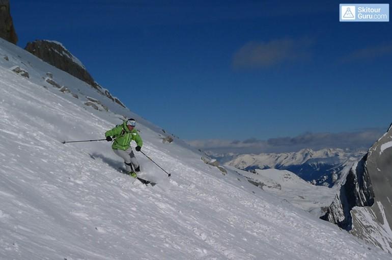 Jak dobře musí skialpinista umět lyžovat?