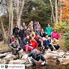 #Repost @ringthealam with @repostapp  Go team go. Another successful @thousandnetwork retreat in the #Poconos. :sunglasses: #thousandnetwork