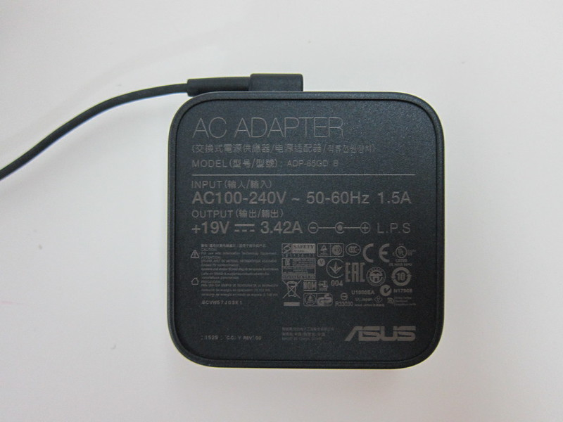 Asus RT-AC88U Router - Power Adapter
