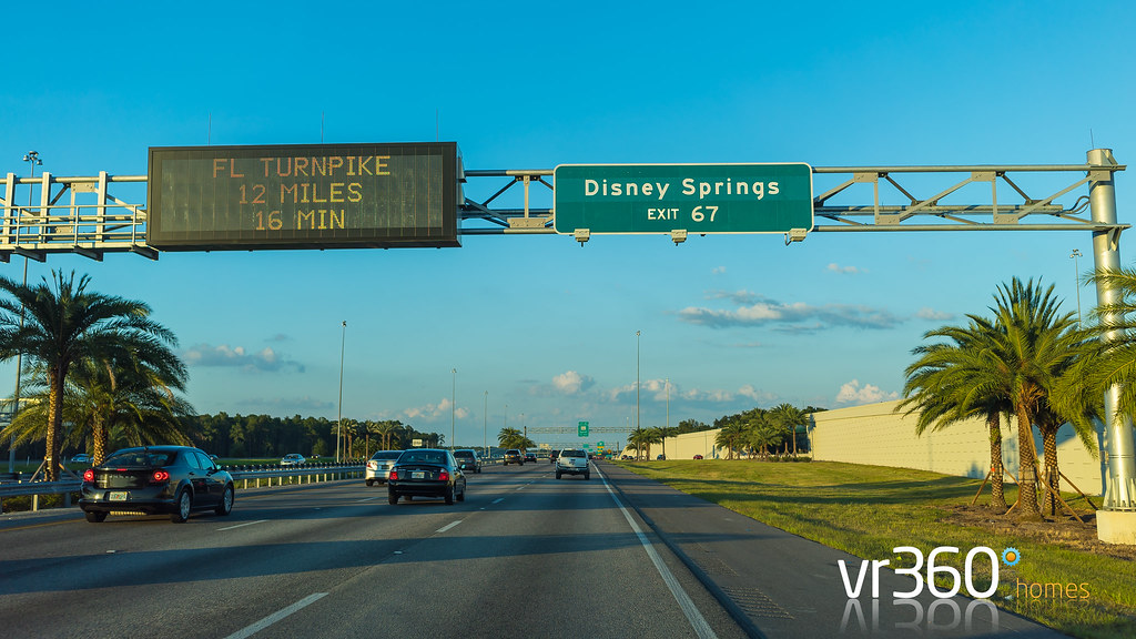 Directions to Disney Springs in Orlando, Florida
