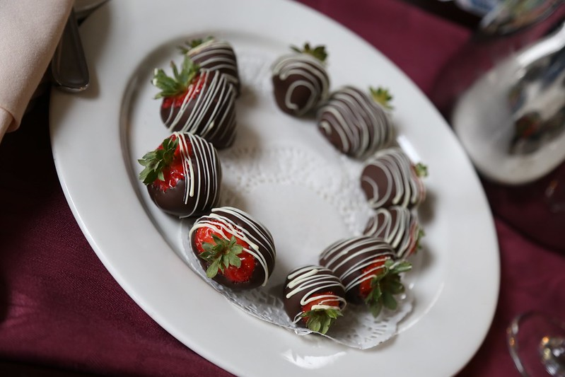 Chocolate Strawberries1
