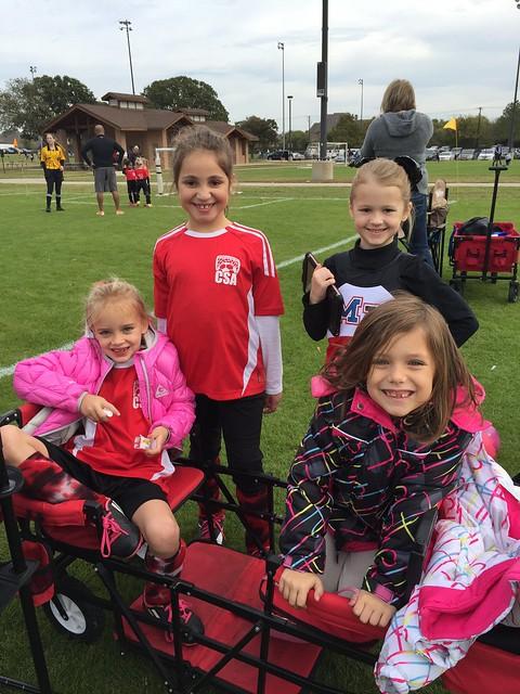 Soccer Fall 2015