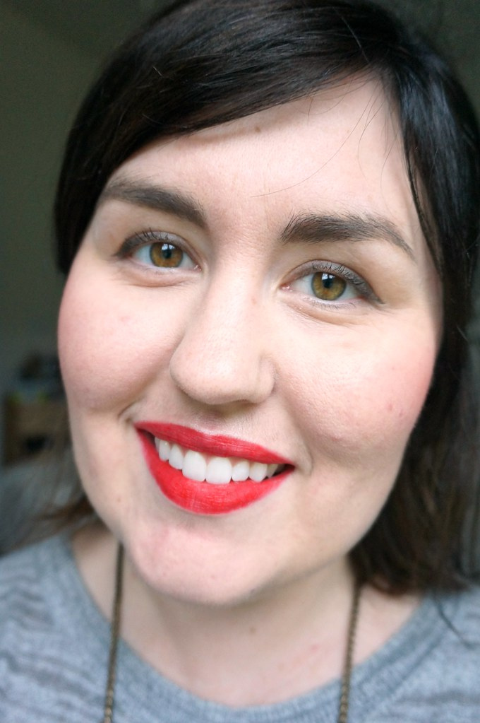 Revlon Ultra HD Matte Lip Color in Love 1