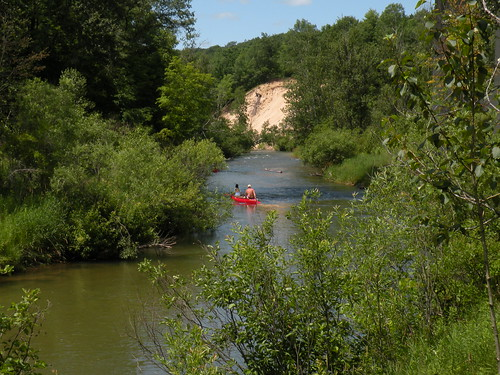 Pine National Scenic River