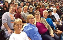 Baseball Game - September 2015