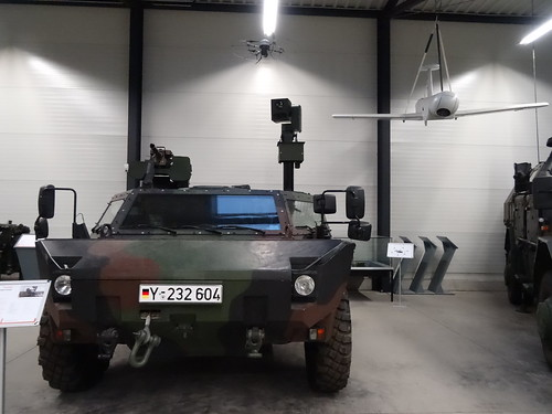 Tank and military museum of Munster (Panzermuseum Munster)