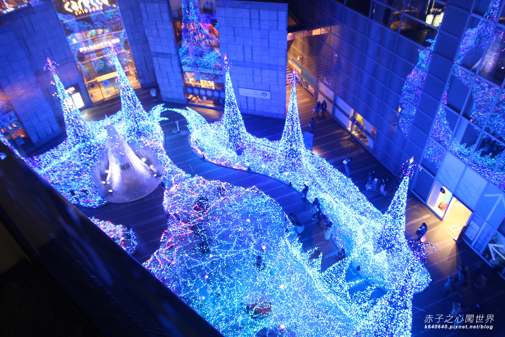 Tokyo Winter Illuminations- Caretta汐留-IMG_9853012