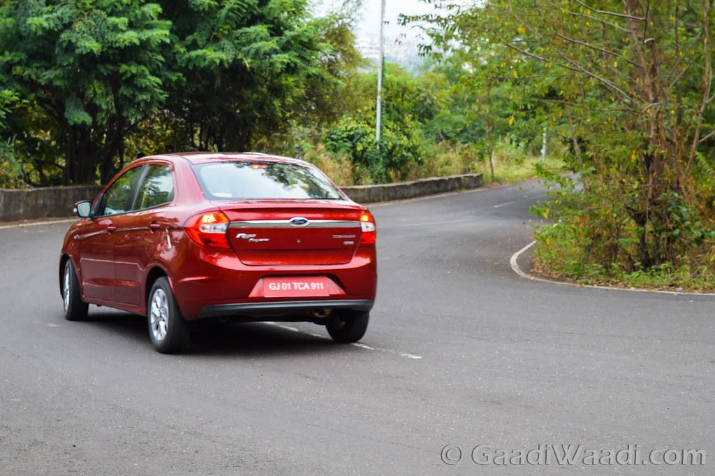 Ford Figo Aspire Review-41