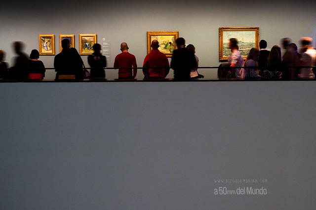 Movidos por el arte