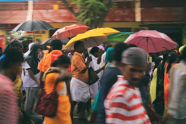 The Rain People!