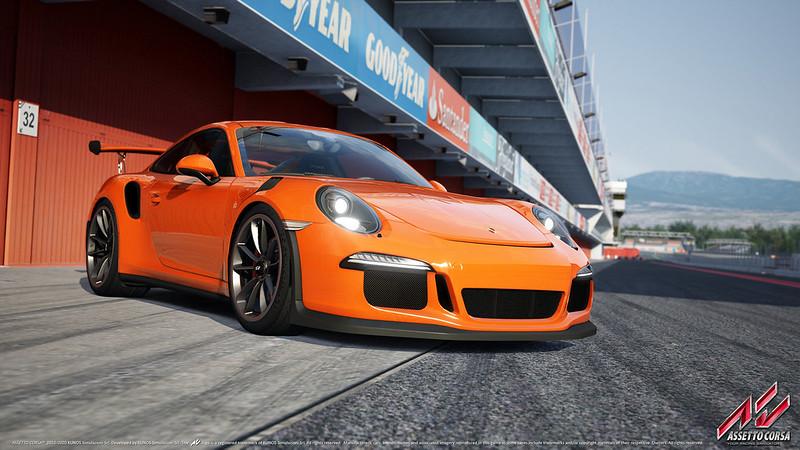 Porsche Licence