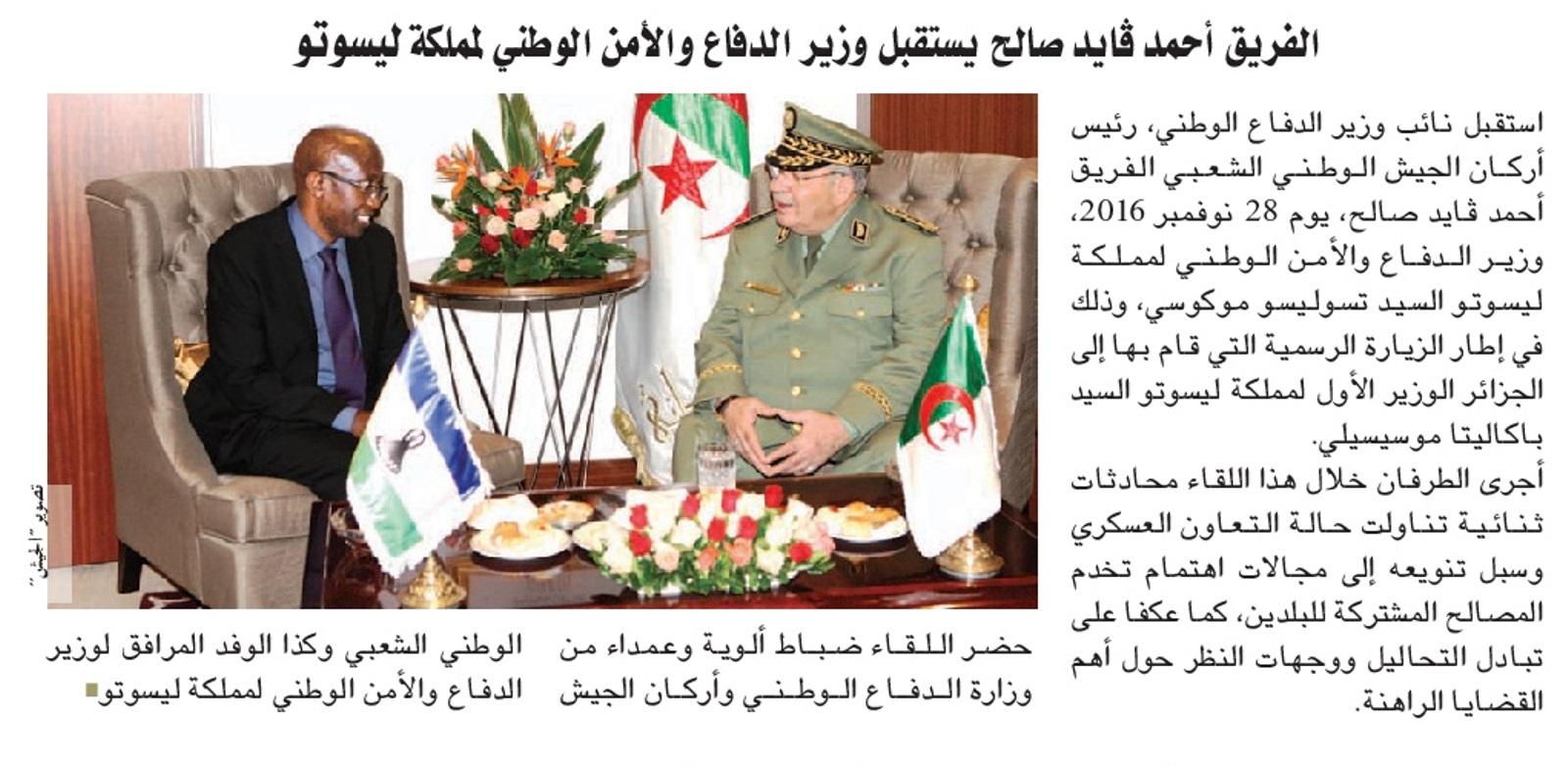 الصناعة العسكرية الجزائرية ... مدرعات ( فوكس 2 ) - صفحة 6 32125735116_65f11a83d7_o