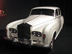 Elvis's White Rolls Royce