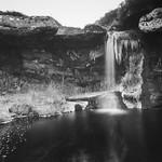 Sills Burn Waterfall