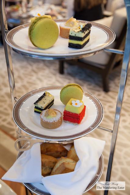 Desserts tier