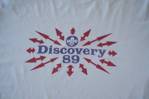 1989.08.00 - Μπλουζάκι - Κατασκήνωση Ομάδας