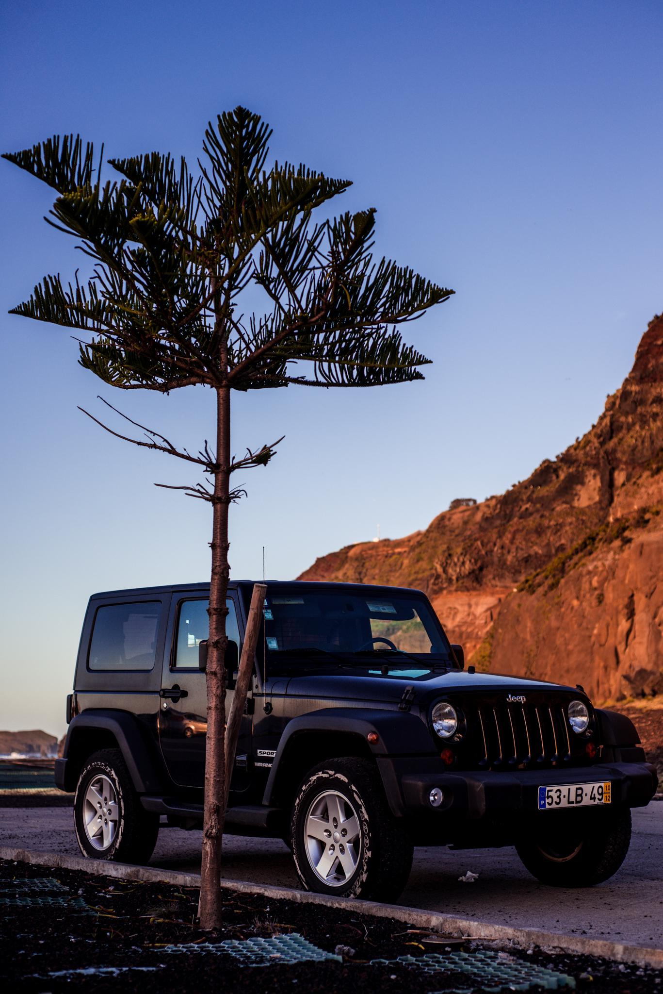 Jeep Ferraria-nál. Fotó: Dobó Diána