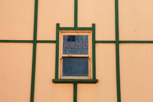 Amusu Window