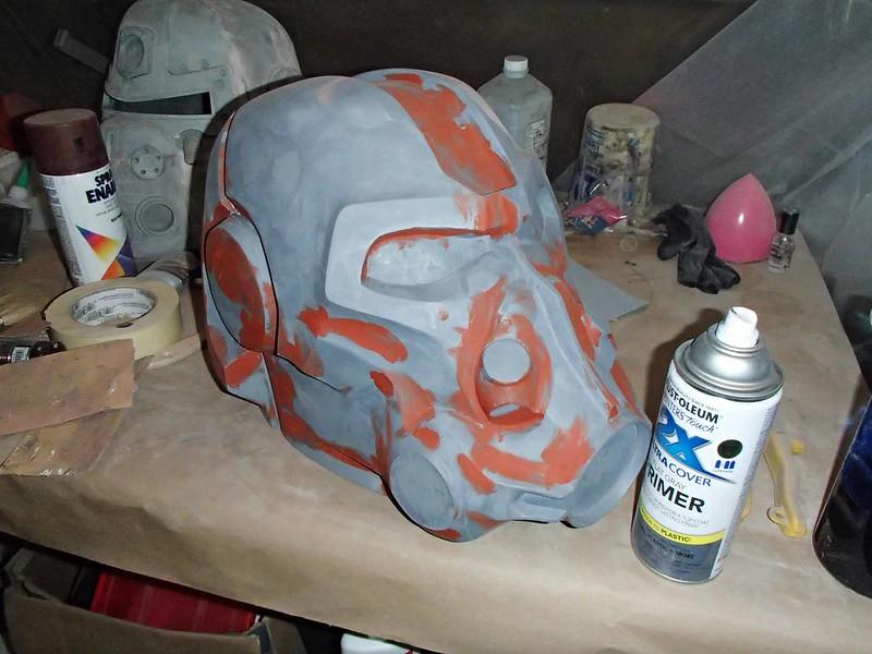 T-60 Helmet 5th Filler Pass