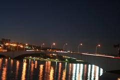 Ponte em Brasília à noite 444