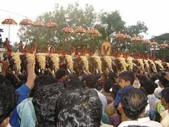 Kerala Thrissur Pooram