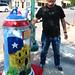 Jacob and Giant Alamo Beer by pogo coconino